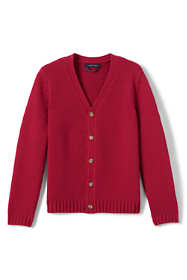 School Uniform Men's Drifter Button Front Cardigan