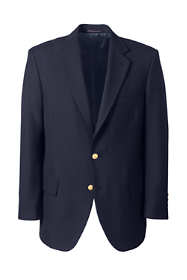 School Uniform Men's Long Hopsack Blazer