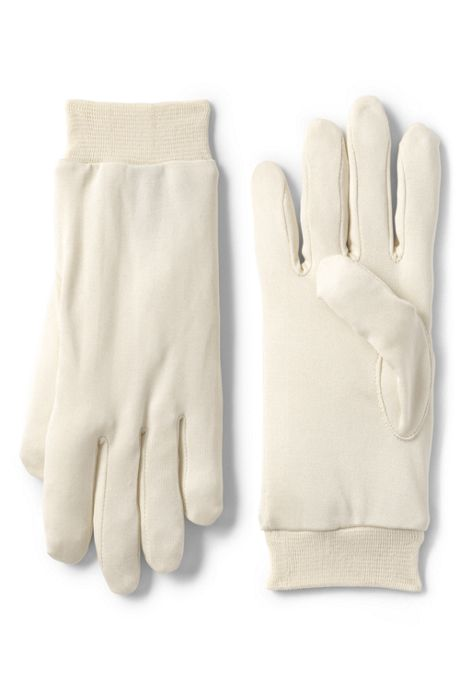 Women's Silk Interlock Glove Liner