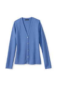 Women's Petite Rayon Nylon Cardigan
