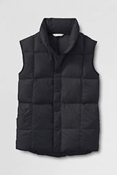 School Uniform Down Vest