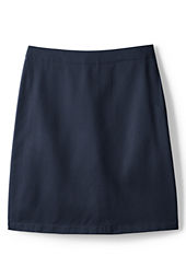 Little Girls' Long Chino Skort