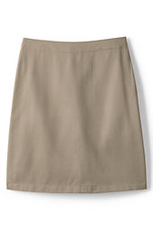 School Uniform Long Chino Skort