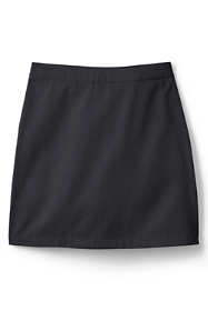 Girls Plus Blend Chino Skort Above Knee