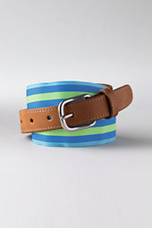 Women's Grosgrain Tab Belt
