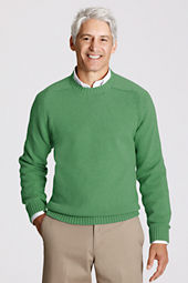 Men's Cotton Drifter Crewneck Sweater