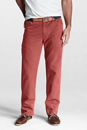 Men's Comfort Waist 5-pocket Colored Jeans
