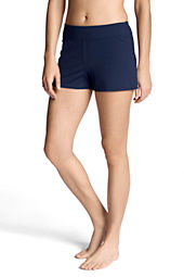 Women's Beach Living Swim Shorts with Tummy Control