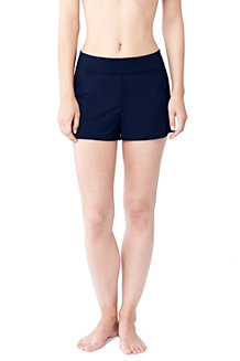 Women's Tummy Control 3½ Swim Shorts