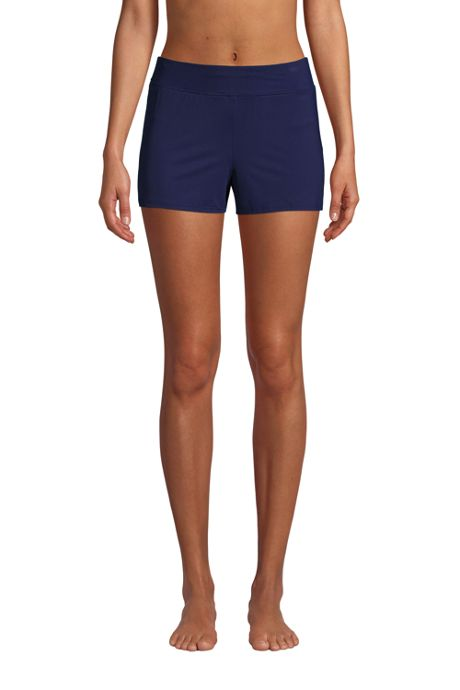 Women's Swim Shorts with Tummy Control