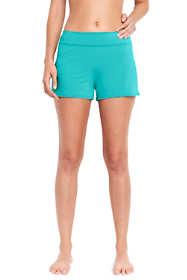 Women's Swim Shorts with Tummy Control