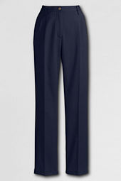 Women's Petite Pre-hemmed Pleat Front 7-Day Pants