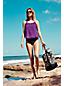 Women's Regular Beach Living High-Rise Tummy Control Swim Brief