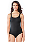 Women's Regular Tugless Swimsuit with soft cup bra