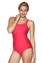 Women's  Tugless Swimsuit without bra