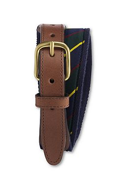 Lands' End Pattern Wool Surcingle Belt: Argyll & Sutherland Highlander