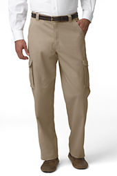 Men's Stain Resistant Cargo Pants