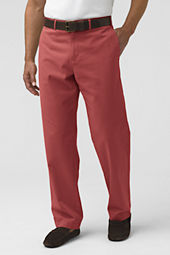 Men's Plain Front Legacy Chino Pants
