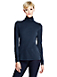 Women's Regular Fitted Cotton/Modal Roll Neck