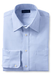 Men's Straight Collar Oxford Sportshirt