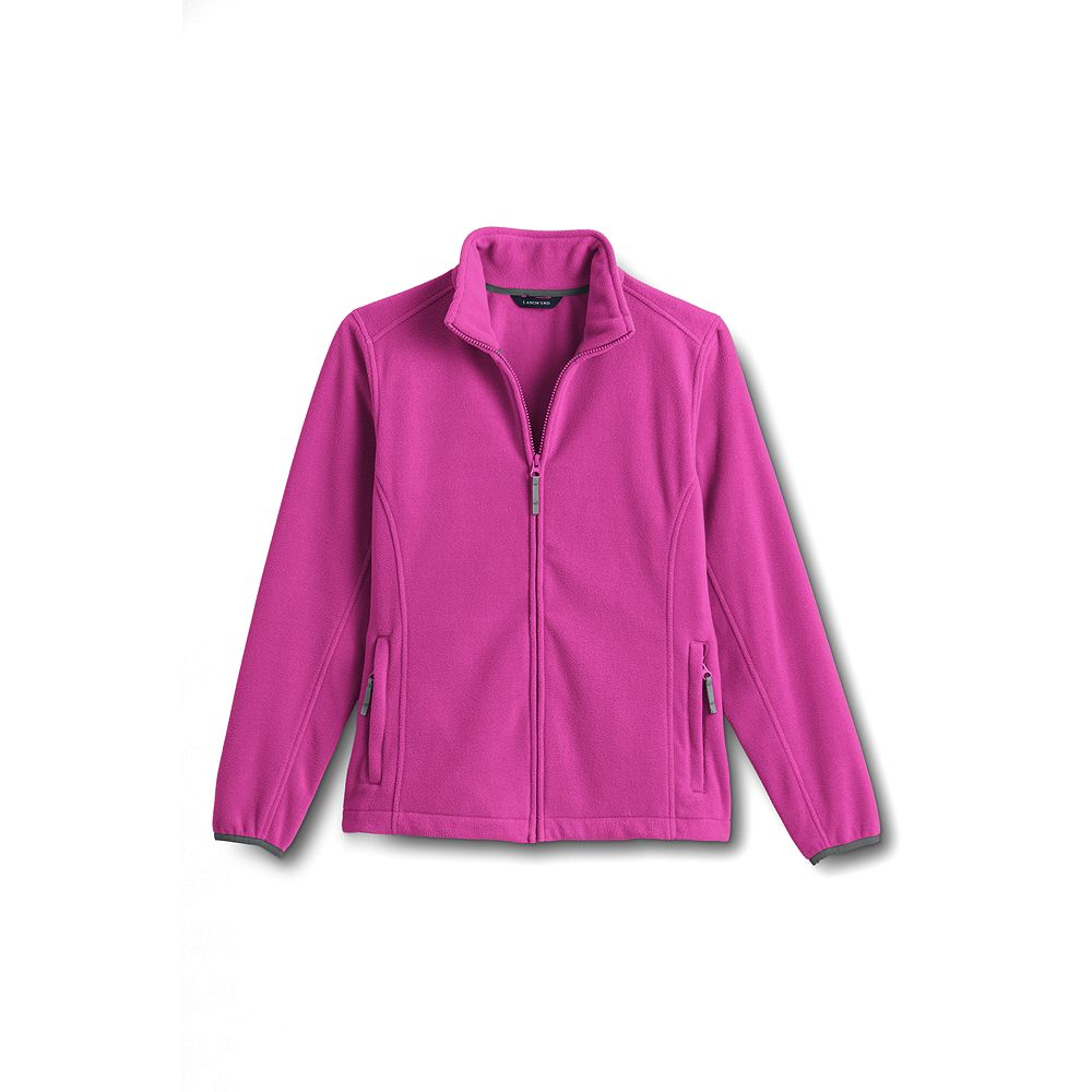 Lands' End Women's Plus Size ThermaCheck 200 Fleece Jacket at Sears.com