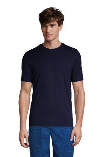 Le T-Shirt Super-T Original Uni À Manches Courtes Coupe Moderne Homme, Taille Standard