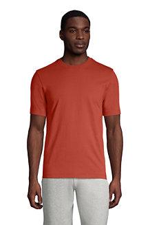 Le T-Shirt Super-T Original Uni À Manches Courtes Coupe Moderne Homme