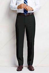 Men's Plain Front Tailored Fit Year'rounder Trousers