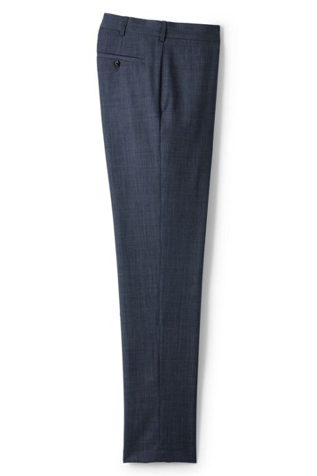 Men's Tailored Fit Year'rounder Wool Pants