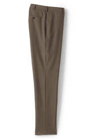 Men's Tailored Fit Wool Year'rounder Dress Trousers