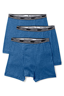 Men's Cotton Trunks, 3-pack