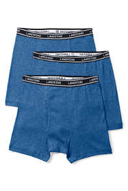 Men's Knit Underwear 3 Pack - Boxer Briefs