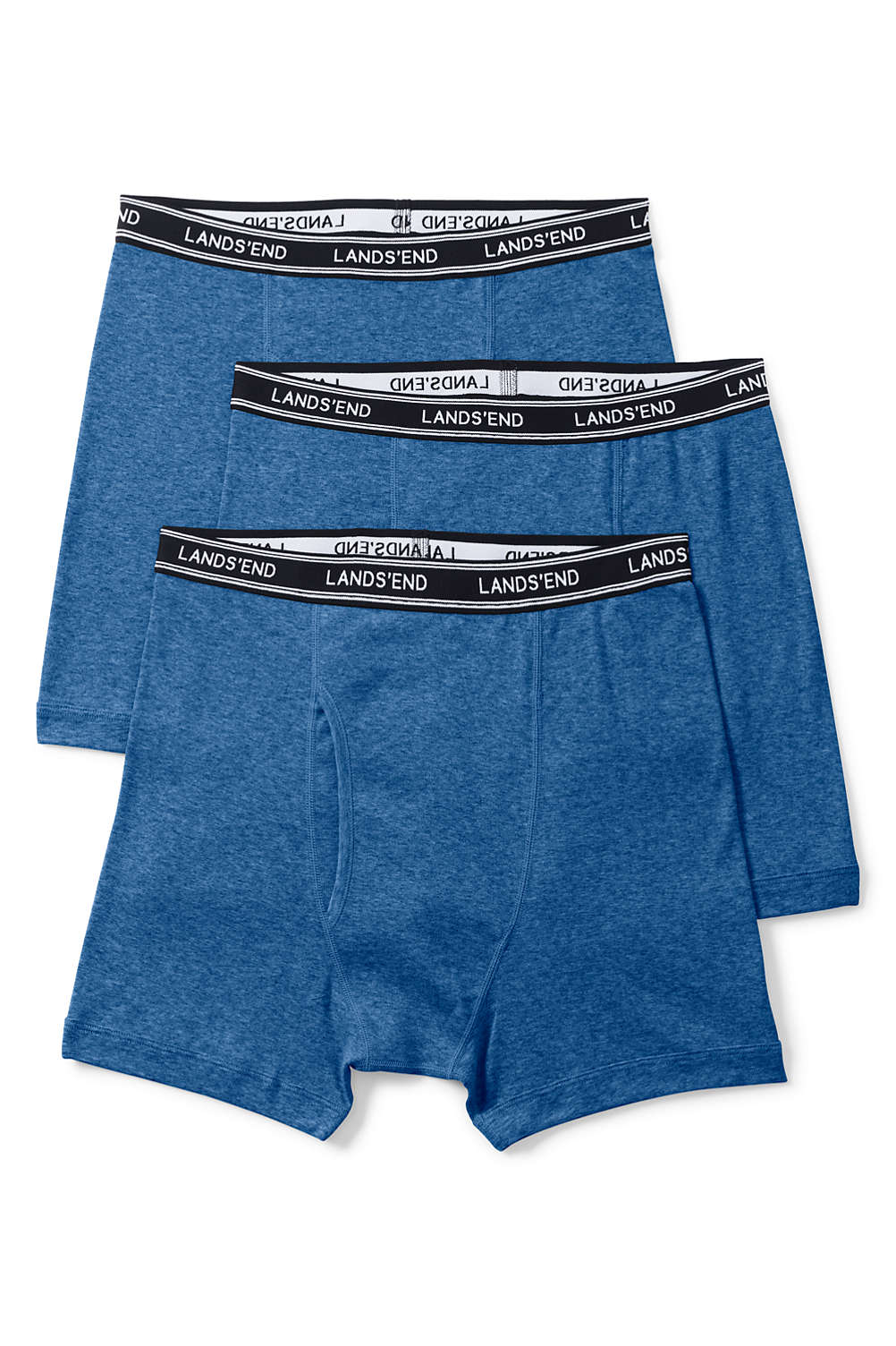 4a364352ad9 Men's Knit Boxer Brief (3-pack) from Lands' End