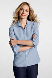 Women's Original Long Sleeve Washed Oxford Shirt