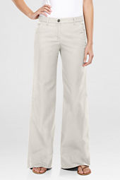 Women's Pre-hemmed Weekend Chino Wide Leg Pants