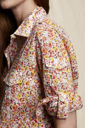 Cotton Lawn Campshirt