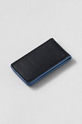 Casual Leather Money Clip