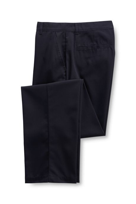 BLUE Men's Unfinished Plain Twill Pants