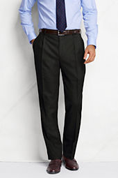 Men's Pleat Front Tailored Fit Year'rounder Trousers