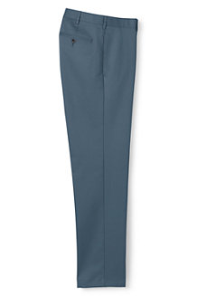 Men's Flat Front Non-iron Chinos, Tailored Fit