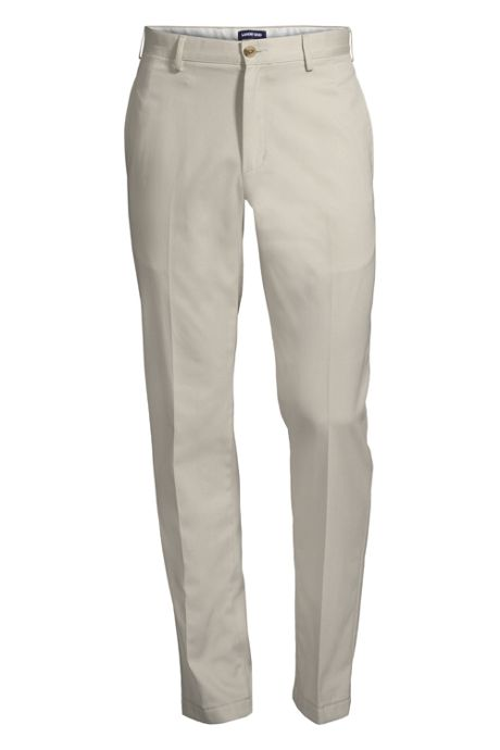Men's Tailored Fit No Iron Chino Pants