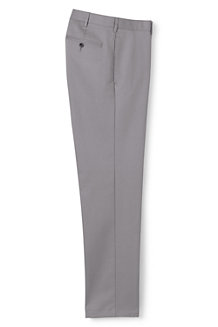Men's Tailored Fit Plain Front No-iron Chinos