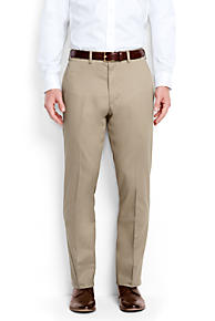 Mens Straight Fit Everyday Chinos - 30 - RED Lands End 2018 New Inexpensive Cheap Online fIf7cVK