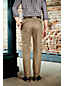Men's Regular Tailored Fit Plain Front No-iron Chinos