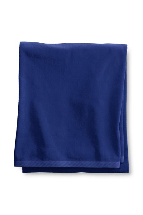 Solid Velour Beach Towel