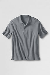 Men's Short Sleeve Pima Polo Shirt
