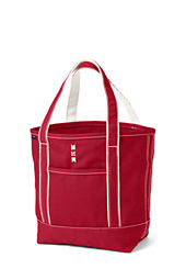 Medium Colored Open Top Tote Bag