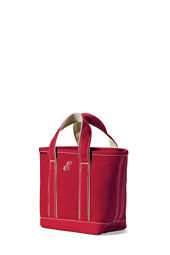Small Colored Open Top Tote Bag