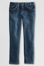Girls' Stretch Pencil Fit Jeans
