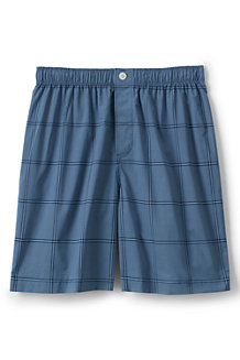 Men's Broadcloth Pyjama Shorts